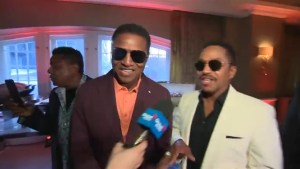 Jackson 5 steal the spotlight at Montreal Grand Prix festivities